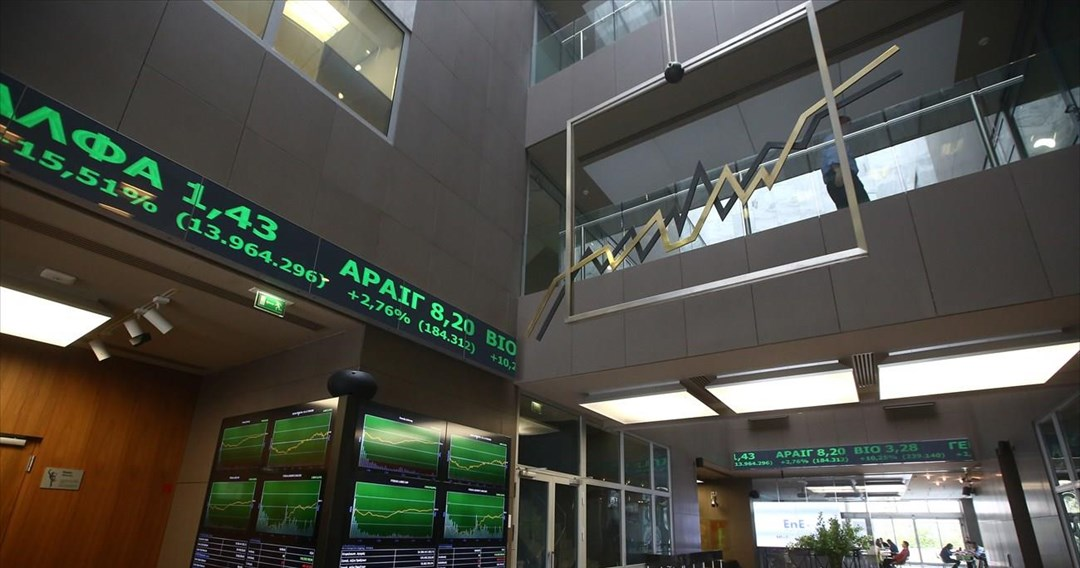 Banking shares lead substantial rally at Athens stock exchange; day after index fell to 2018